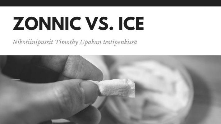 ICE on parempi kuin Zonnic