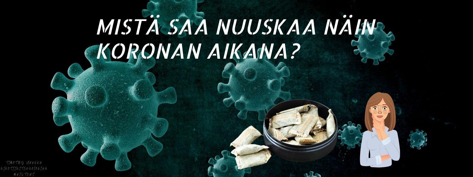 Mistä Nuuskaa