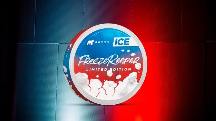 Nikotiinipussi ICE Freezereaper